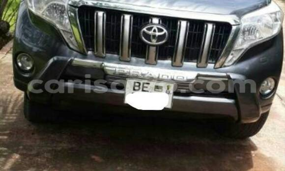 Acheter Occasion Voiture Toyota Prado Noir à Cotonou, Benin