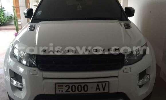 Acheter Occasion Voiture Land Rover Range Rover Blanc à Cotonou au Benin
