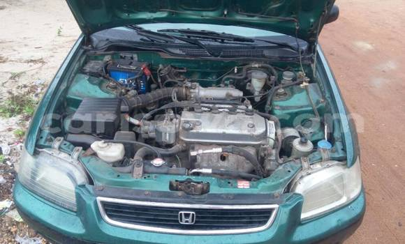 Acheter Occasion Voiture Honda Civic Vert à Savalou au Benin