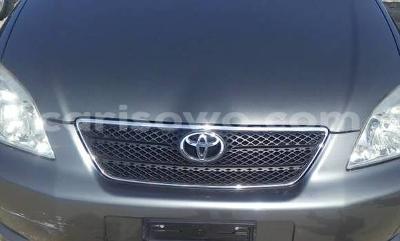 Acheter Occasion Voiture Toyota Corolla Noir à Cotonou au Benin