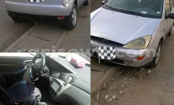 Acheter Occasion Voiture Ford Focus Noir à Savalou au Benin