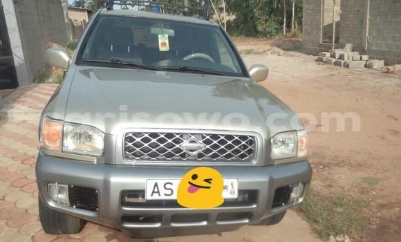 Acheter Occasion Voiture Nissan Pathfinder Vert à Cotonou, Benin
