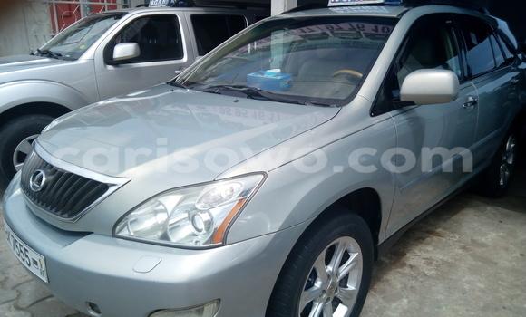 Acheter Occasion Voiture Lexus RX 350 Gris à Cotonou au Benin