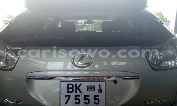 Acheter Occasion Voiture Lexus RX 350 Marron à Cotonou au Benin