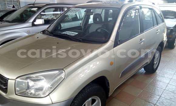 Acheter Occasion Voiture Toyota RAV4 Noir à Savalou au Benin