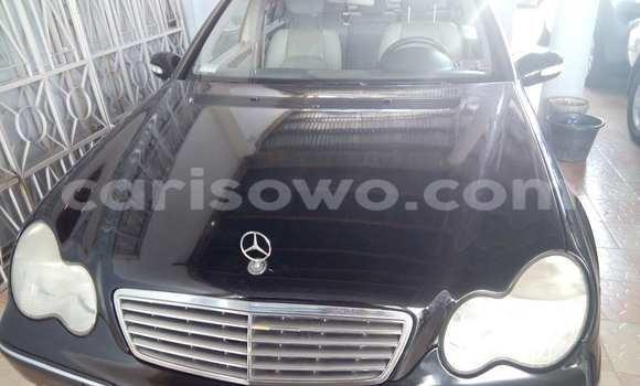 Acheter Occasion Voiture Mercedes‒Benz 300-Series Noir à Cotonou au Benin