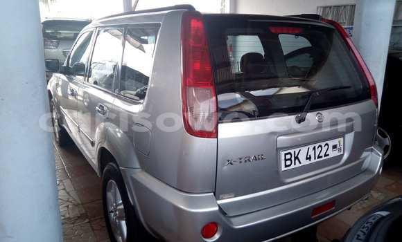 Acheter Occasion Voiture Nissan X-Trail Gris à Savalou au Benin
