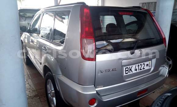 Acheter Occasion Voiture Nissan X–Trail Gris à Savalou, Benin
