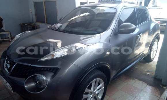 Acheter Occasions Voiture Nissan Juke Noir à Cotonou au Benin