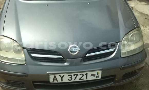 Acheter Occasions Voiture Nissan Almera Noir à Cotonou au Benin