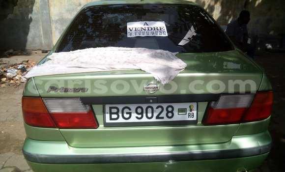Acheter Occasion Voiture Nissan Primera Vert à Cotonou au Benin