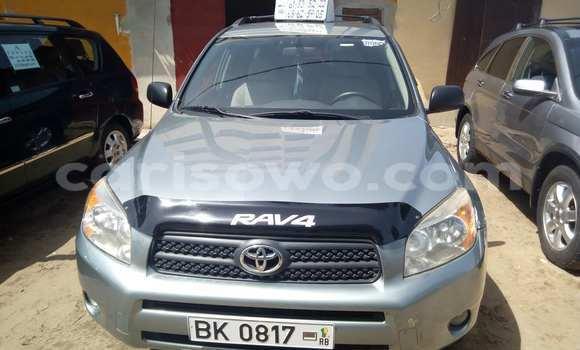 Acheter Occasion Voiture Toyota RAV4 Noir à Savalou, Benin