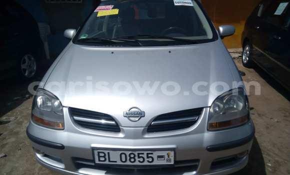 Acheter Occasion Voiture Nissan Almera Gris à Cotonou au Benin