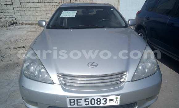 Acheter Occasion Voiture Lexus ES 300 Gris à Cotonou au Benin