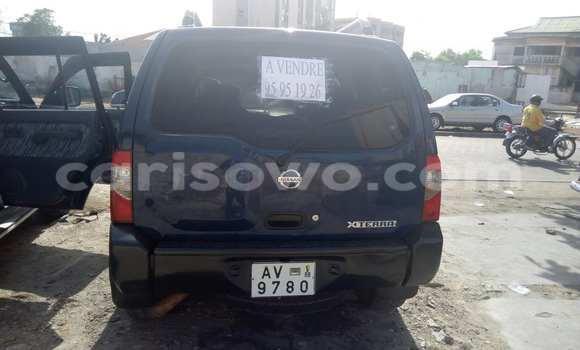 Acheter Occasions Voiture Nissan Xterra Bleu à Cotonou au Benin