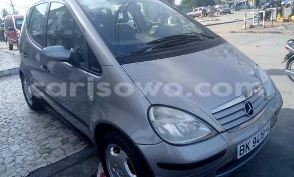 Acheter Occasion Voiture Mercedes‒Benz A–Class Gris à Cotonou, Benin
