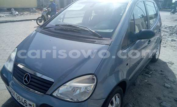 Acheter Occasion Voiture Mercedes‒Benz A-Class Bleu à Cotonou au Benin