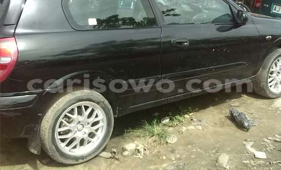 Acheter Occasion Voiture Nissan Almera Noir à Cotonou, Benin