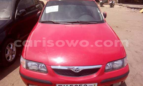 Acheter Occasion Voiture Mazda 323 Rouge à Cotonou, Benin