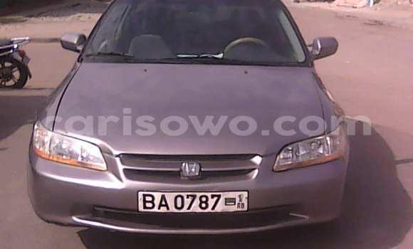 Acheter Occasion Voiture Honda Accord Marron à Savalou au Benin