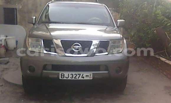 Acheter Occasion Voiture Nissan Pathfinder Marron à Cotonou au Benin