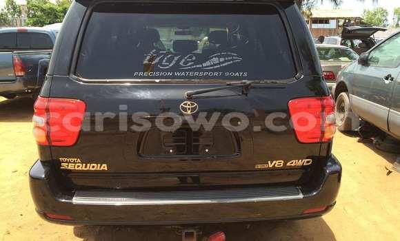 Acheter Occasions Voiture Toyota Sequoia Noir à Porto Novo au Benin