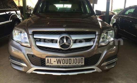 Acheter Occasion Voiture Mercedes‒Benz GLK–Class Marron à Porto Novo, Benin