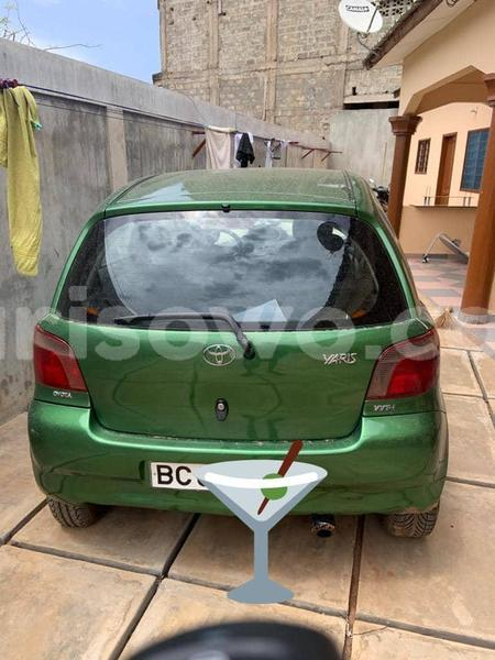 Big with watermark toyota yaris benin cotonou 12019