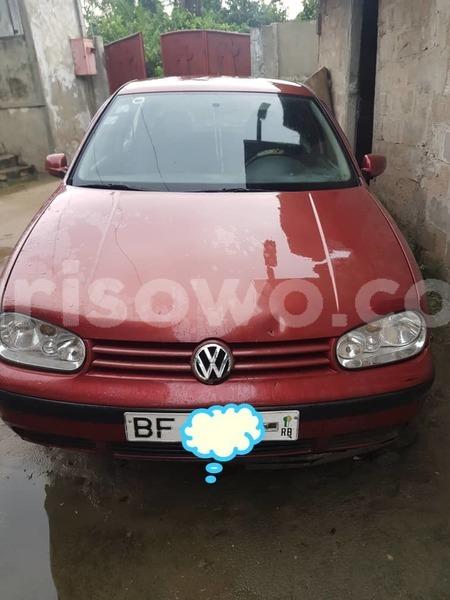 Big with watermark volkswagen golf benin cotonou 12027