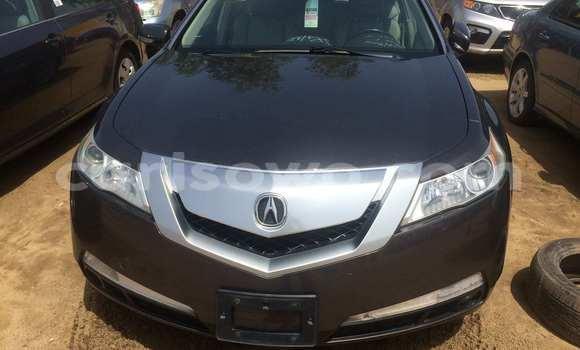Acheter Occasions Voiture Acura TL Marron à Savalou au Benin