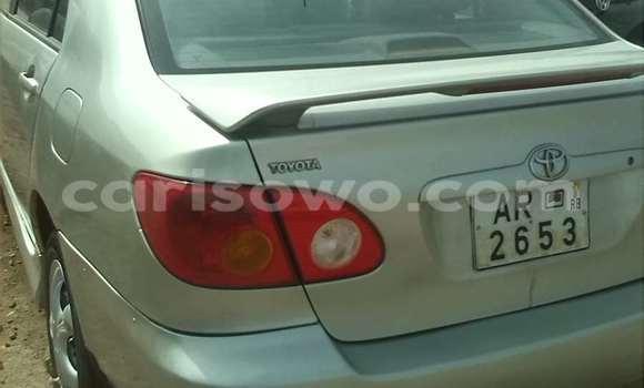 Acheter Occasions Voiture Toyota Corolla Vert à Abomey Calavi au Benin