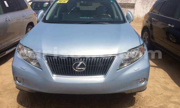 Acheter Neuf Voiture Lexus RX 350 Gris à Porto Novo au Benin