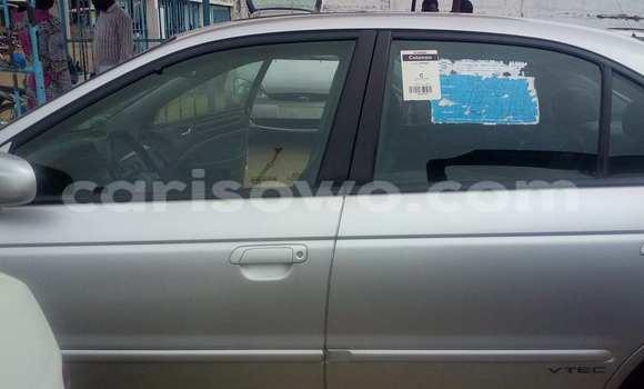 Acheter Occasion Voiture Honda Accord Gris à Porto Novo au Benin