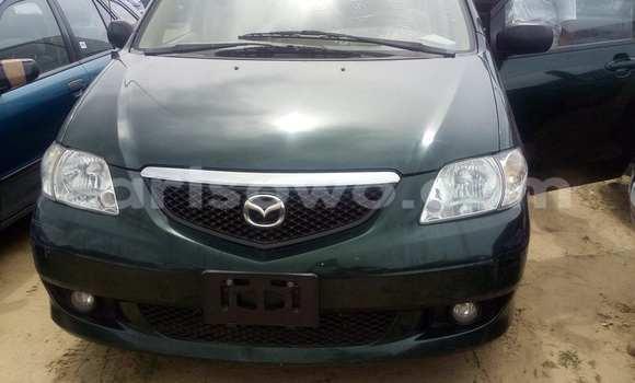 Acheter Occasion Voiture Mazda 626 Vert à Porto Novo au Benin