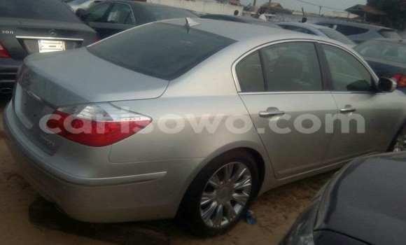 Acheter Occasion Voiture Hyundai Accent Gris à Porto Novo, Benin