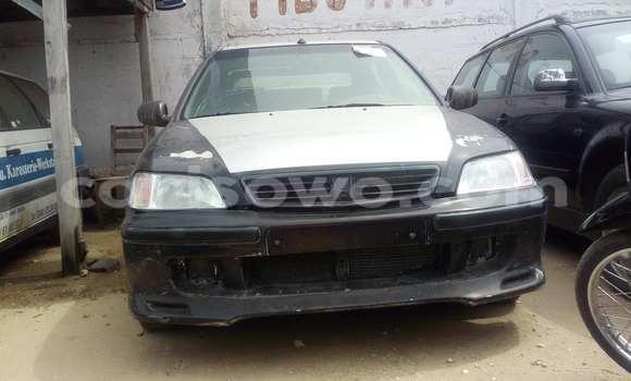 Acheter Occasion Voiture Honda Civic Vert à Porto Novo, Benin