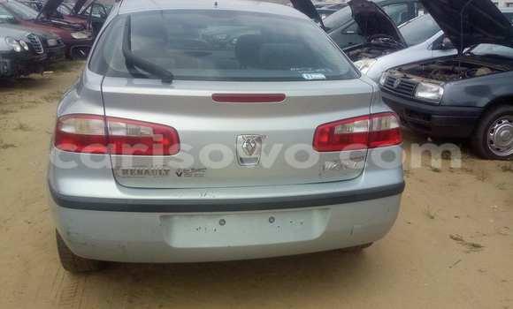 Buy New Renault Laguna Silver Car in Savalou in Benin