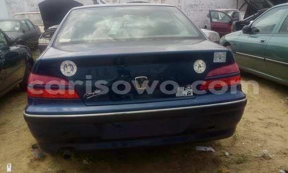 Acheter Occasion Voiture Peugeot 406 Bleu à Porto Novo, Benin
