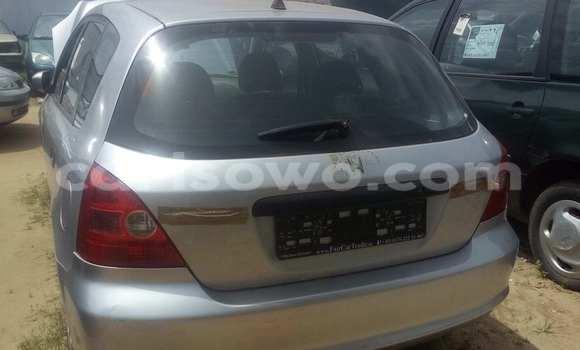 Acheter Occasion Voiture Honda Civic Gris à Savalou au Benin