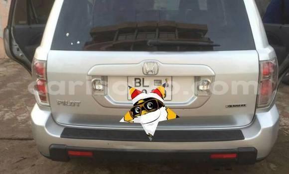 Acheter Occasion Voiture Honda Pilot Gris à Savalou au Benin