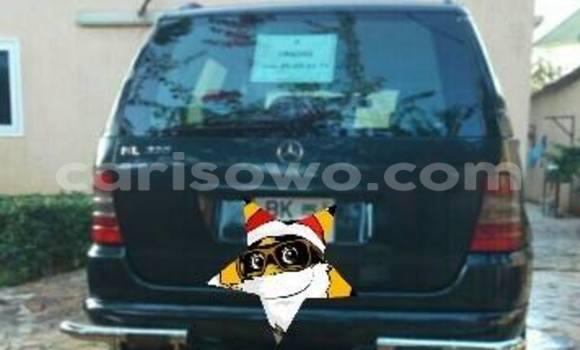 Acheter Occasions Voiture Mercedes‒Benz ML-Class Noir à Savalou au Benin