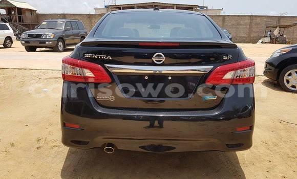 Acheter Occasion Voiture Nissan Sentra Noir à Savalou au Benin