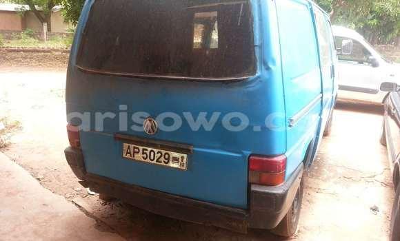 Acheter Occasion Voiture Volkswagen Golf Bleu à Parakou au Benin