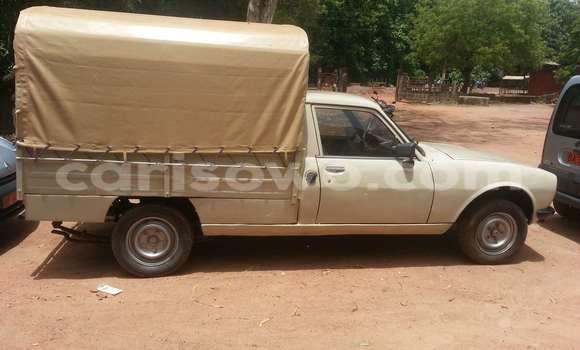 Acheter Occasion Voiture Peugeot 605 Beige à Savalou au Benin