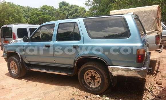Acheter Occasion Voiture Toyota 4Runner Bleu à Parakou, Benin