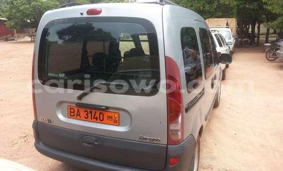 Acheter Occasion Voiture Renault Kangoo Noir à Parakou au Benin