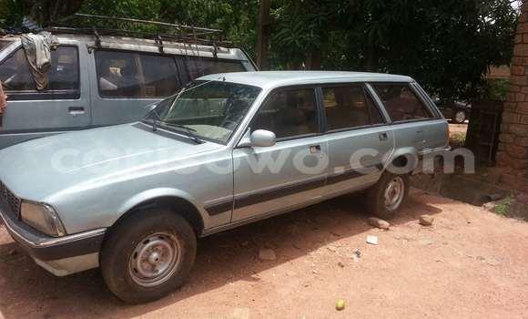Acheter Occasion Voiture Peugeot 605 Noir à Savalou au Benin