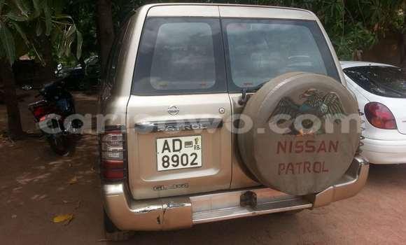 Acheter Occasion Voiture Nissan Patrol Marron à Savalou, Benin