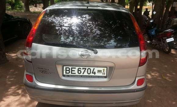 Acheter Occasion Voiture Nissan Almera Gris à Parakou au Benin