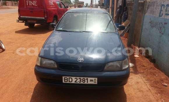 Acheter Occasion Voiture Toyota Carina Bleu à Parakou, Benin